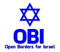 open borders for Israel
